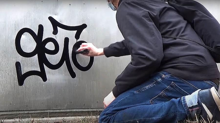 Getok | GRAFFITI BOMBING