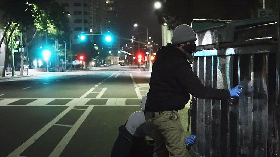 CHEK, MESNGR, MINE | Oakland