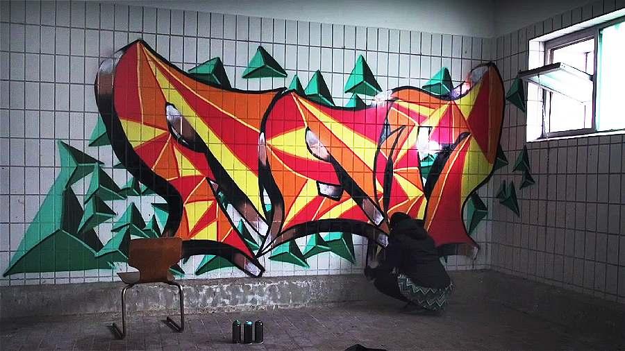 Fem — Graffiti Documentary