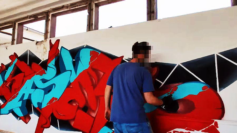 NEXT GRAFFITI LEVEL