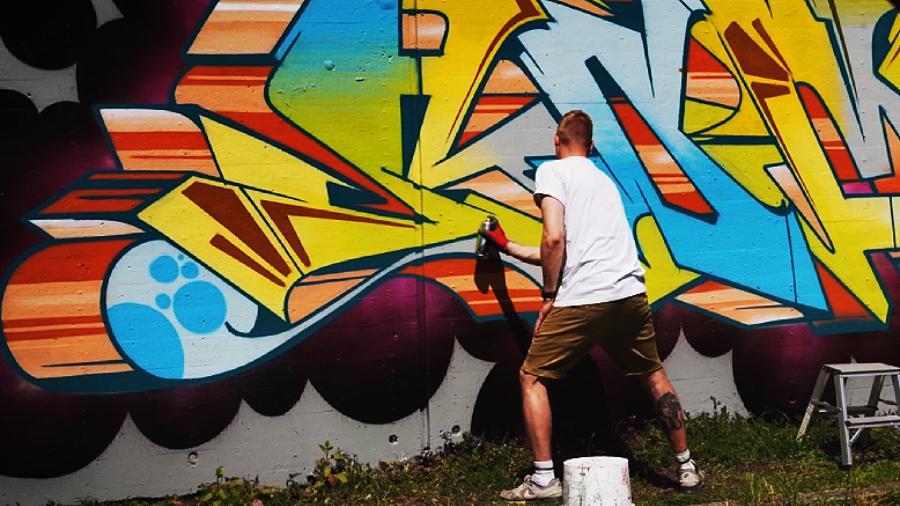 Graffiti Sessions — BOMR