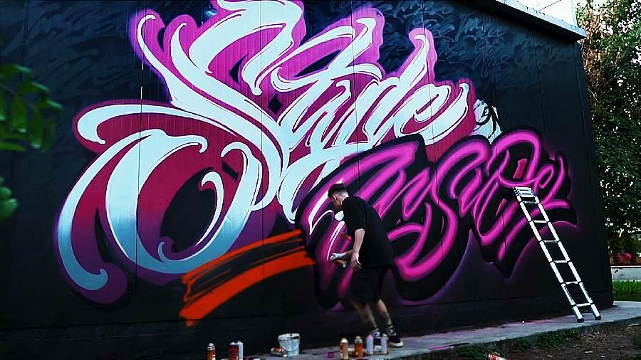 GRAFFITI TV: FANSTA