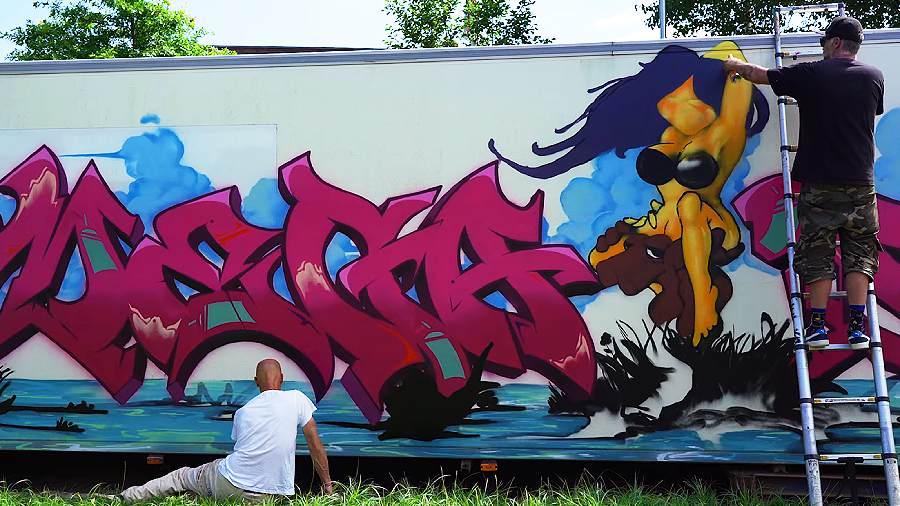 GRAFF TV: MEGA, ROMEO & ETRS