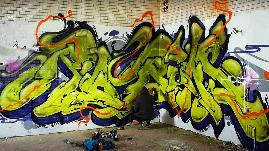 Graffiti Sessions — RABEKS