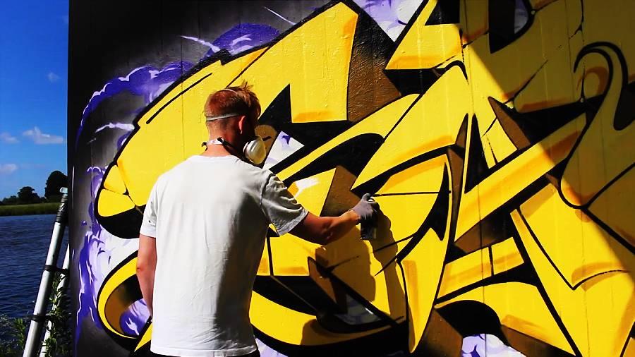 Graffiti Sessions — SPUK
