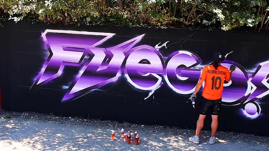 GRAFF TV: Fuego