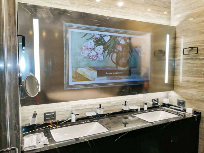 зеркальные телевизоры