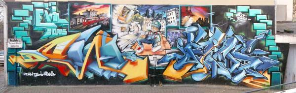 Картинки по запросу Charaсter граффити