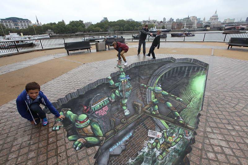 Граффити 3D смотреть фото
