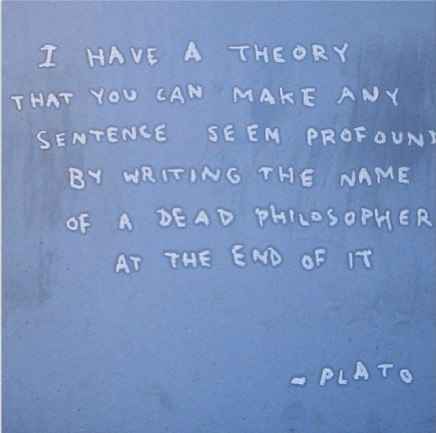 Banksy-NYC-Greenpoint-Blue-Door-Plato